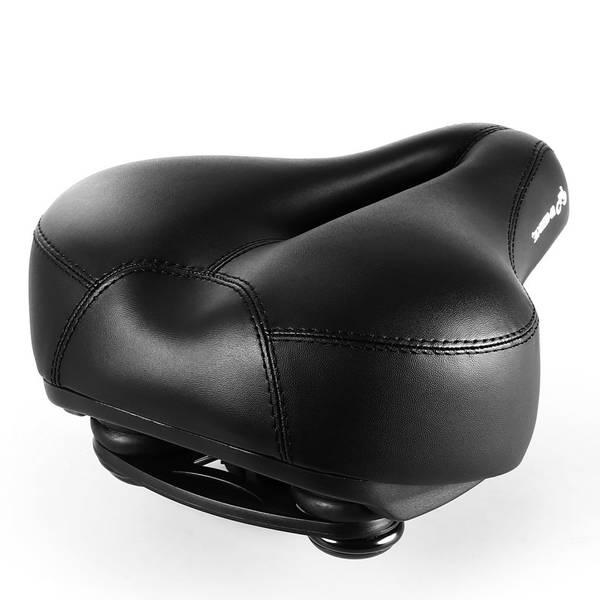 eliminating irritation bicycle saddle