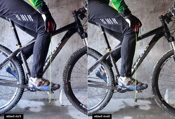 shielding pain bicycle saddle