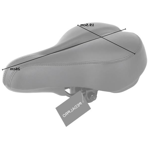 preventing discomfort trainer saddle