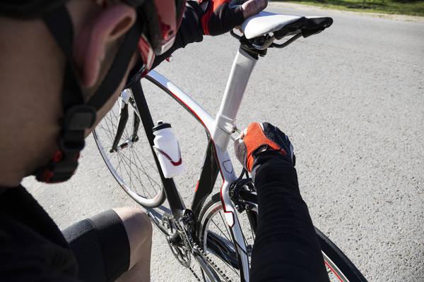 shielding friction from saddle