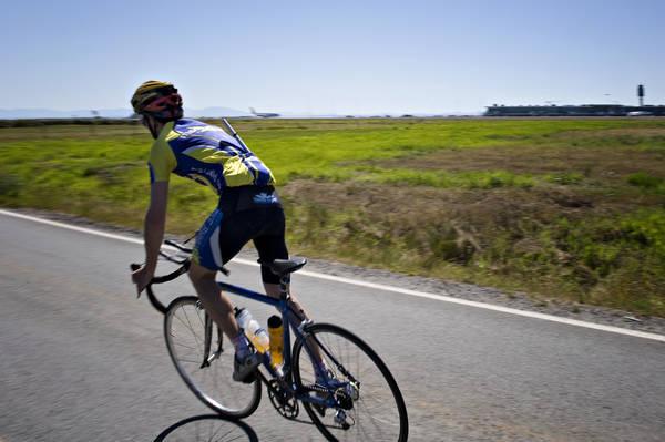suppress sore cycling