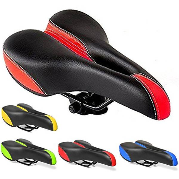 increase capacity with bicycle seat