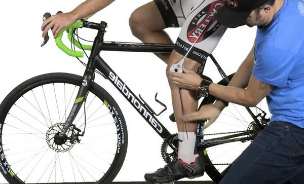 treatment pressure bicycle seat