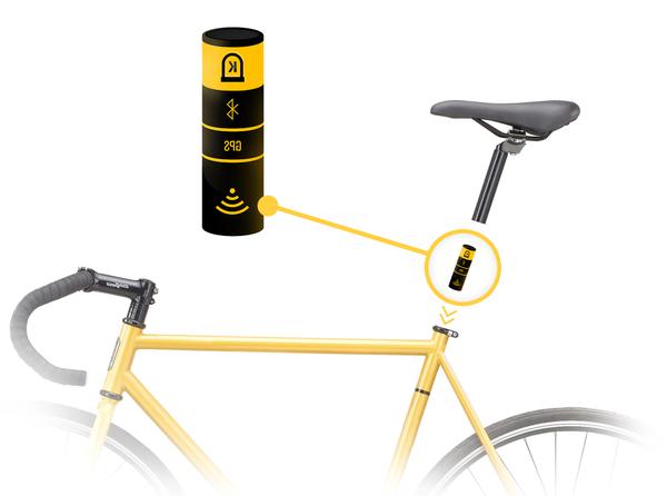 bicycle gps tracker uk