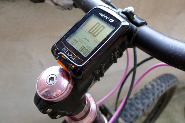 gps bike computer accuracy