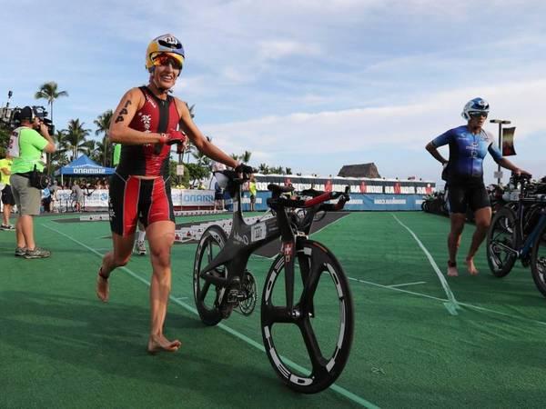 triathlon relay